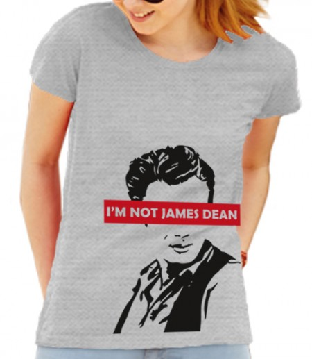 I'm not James Dean